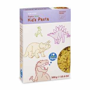Organic Kids Pasta Dinos