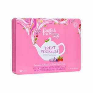 Organic Premium Collection Pink Tin