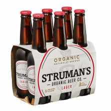 Strumans Organic Beer