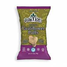 Vegan Rob's<br />Caulflower Puffs 99g