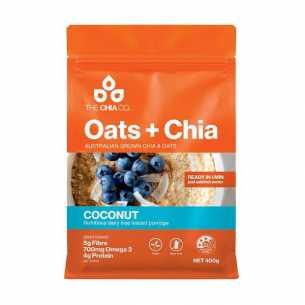 Oats Chia Coconut