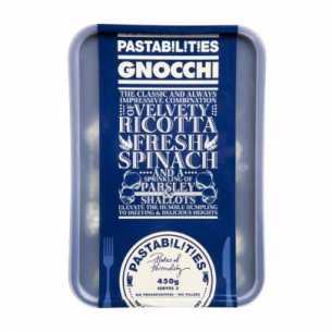 Gnocchi - Spinach and Ricotta