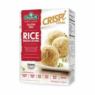 Crispy Rice Crumbs