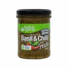 Basil and Chilli Pesto