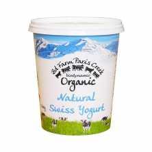 Paris Creek <br />Swiss Natural Yoghurt  500g
