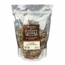 Walters Artisan Granola<br />Classic Nut Granola - Clearance 500g