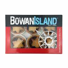 Bowan Island<br />Fruit Mince Tarts pack 6