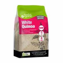 Absolute Organic<br />White Quinoa 400g
