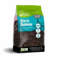 Absolute Organic<br />Black Quinoa 400g