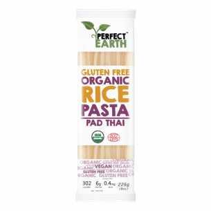 Organic Rice Pasta Pad Thai