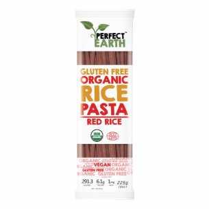 Organic Rice Pasta Red