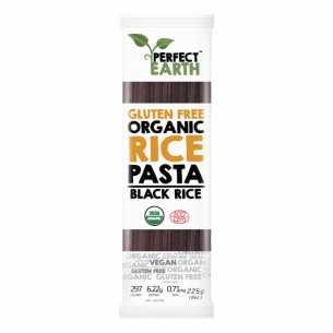 Organic Rice Pasta Black