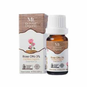 Rose Otto 3% Essential Oil (in Jojoba Oil)