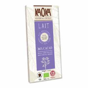 Milk Chocolate 36% Cocoa