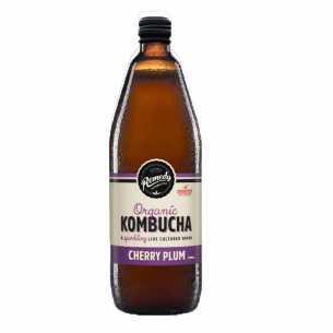 Cherry Plum Kombucha