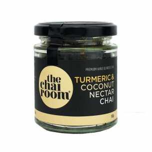 Turmeric and Coconut Nectar Chai - Sticky