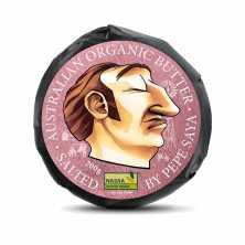 Pepe Saya<br />Salted Butter Organic 200g