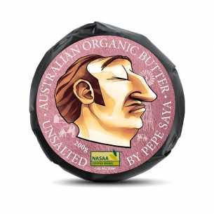 Unsalted Butter Organic