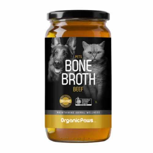 Pets Bone Broth Beef
