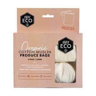 Bags - Organic Cotton Muslin<br>