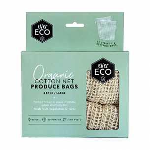 Bags - Organic Cotton Net<br>