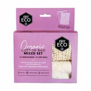 Bags - Organic Cotton Mixed Set <br>