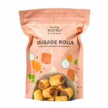 Big Eats Sausage Rolls
