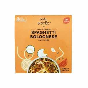 Toddler Spaghetti Bolognese