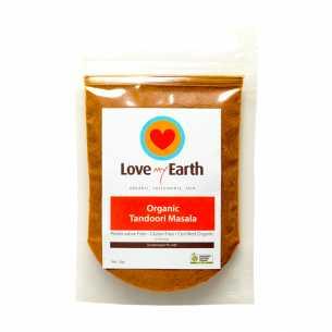 Organic Tandori Masala - Medium