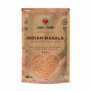 Organic Indian Masala Dahl Mix