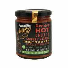 Peanut Butter Chilli and Smoked Paprika