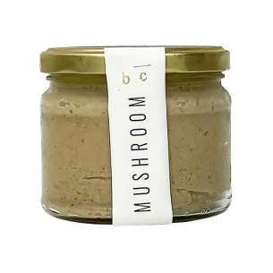 Mushroom Truffle Cashew Macadamia Cheese