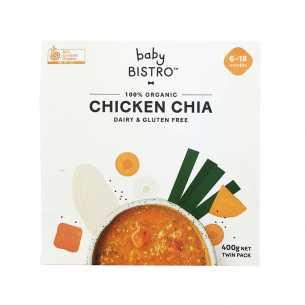 Baby Mains Chicken Chia