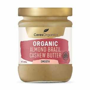 Almond Brazil Cashew Butter