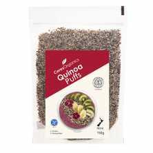 Quinoa Puffs