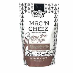 Vegan Mac n Cheez - Porcini Cheese