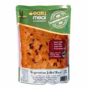 Vegetarian Jollof Rice - Easy Meal Accompaniments
