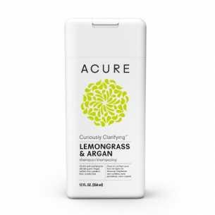 Shampoo Lemongrass - Curiously Clarifying