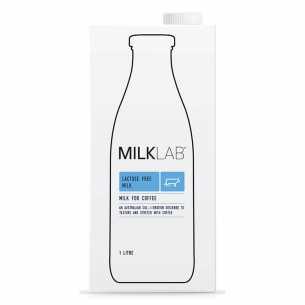 Cow's Milk Lactose Free