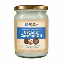 Organic Coconut Oil Purified Deodorised