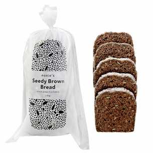 Seedy Brown Bread