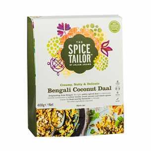 Bengali Coconut Daal