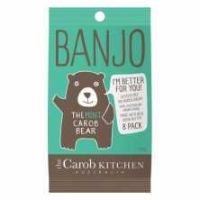 The Carob Kitchen<br />Banjo The Mint Carob Bear - 8 pack 120g