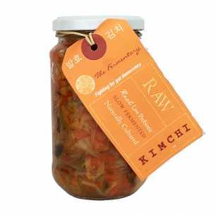 Raw Kimchi