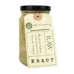 Sauerkraut with Caraway