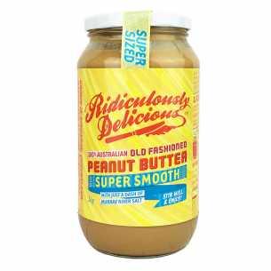 Peanut Butter Super Smooth - Super Size