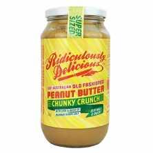 Peanut Butter Chunky Crunch - Super Size