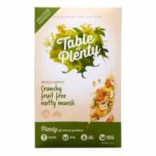 Table of Plenty<br />Muesli 'Nicely Nutty' Fruit Free 500g