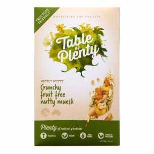 Muesli 'Nicely Nutty' Fruit Free