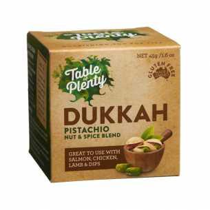 Dukkah Pistachio